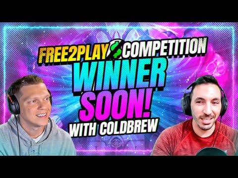 🤑 $500 f2p Winner Coming Soon! ft ColdBrew! | RAID Shadow Legends