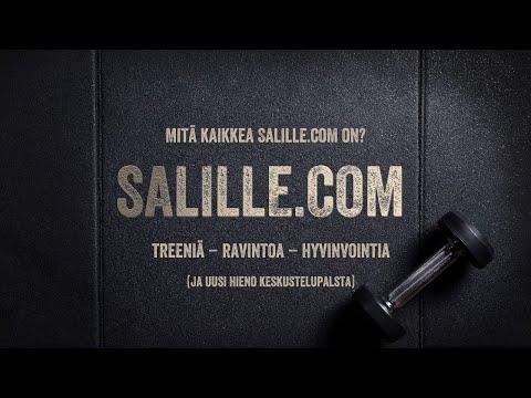 Salille.com – mitä on Salille.com?
