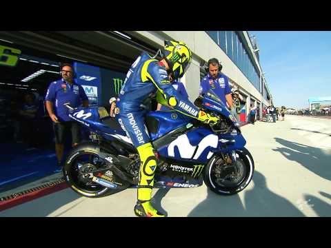 Yamaha in action: 2018 Gran Premio Movistar de Aragon