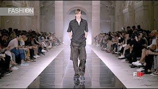 DUNHILL Spring Summer 2020 Menswear Paris - Fashion Channel