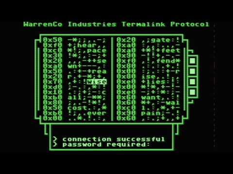 FallOut Hacker (2018)   C64   AudioComentado   Homebrew World