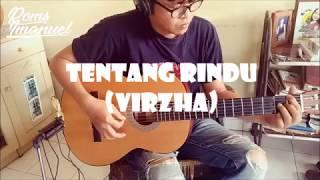 Virzha - Tentang Rindu - Fingerstyle Cover