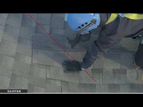 Tejas HD de Timberline – Instalación de Valle con Corte Cerrado | GAF Serie Pro