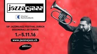 jazznojazz 2016 - Trailer