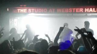 Breakdown Of Sanity Live, Webster Hall 2017 (First Show Ever In America)