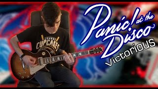 Panic! At The Disco - Victorious (Guitar & Bass Cover w/ Tabs)