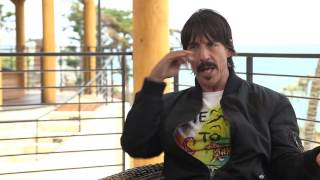 """Red Hot Chili Peppers - Anthony On """"Dark Necessities"""" [The Getaway Track-By-Track Commentary]"""
