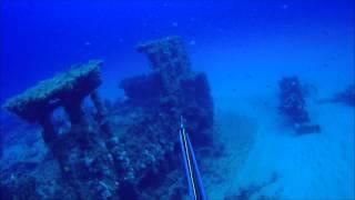 Palm Beach Scuba Hunting 11-23-13
