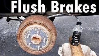 How to do a Complete Brake Flush and Bleed width=