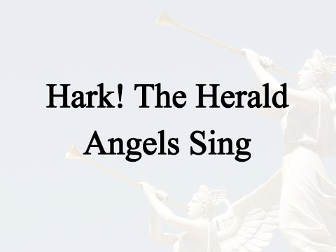 hark the herald angels sing hymn charts with lyrics contemporary chords chordify