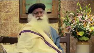 "SADHGURU  - The most important thing in your life ""You Are Alive""."