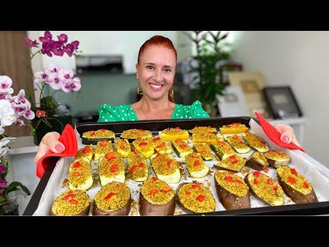 Готовлю все лето! Хрустящие КАБАЧКИ И БАКЛАЖАНЫ в духовке Люда Изи Кук ПП рецепт Baked Zucchini