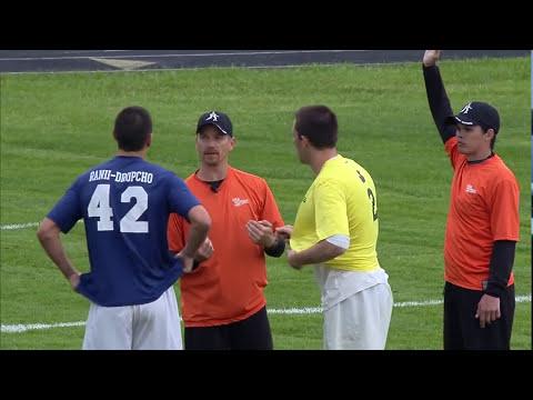 Video Thumbnail: 2013 College Championships, Men's Semifinal: Oregon vs. Pittsburgh
