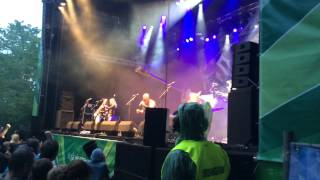 Sabaton-To hell and back Live in Åland