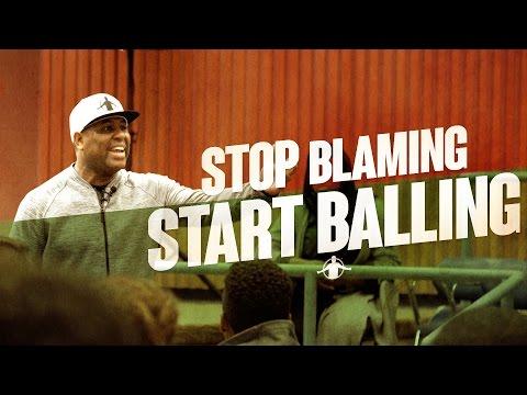 TGIM | STOP BLAMING, START BALLING!!!