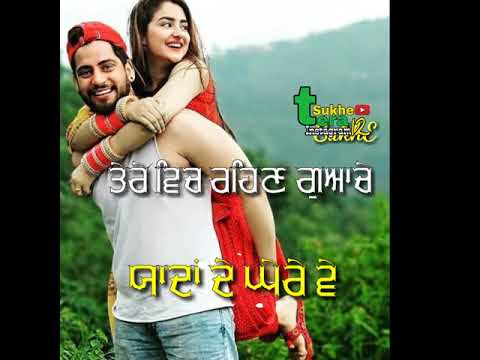 Download thumbnail for chehre punjabi song whatsapp status