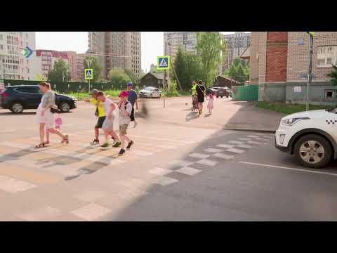 В Сыктывкаре проходят рейды в рамках операции «Пешеход и дорога»