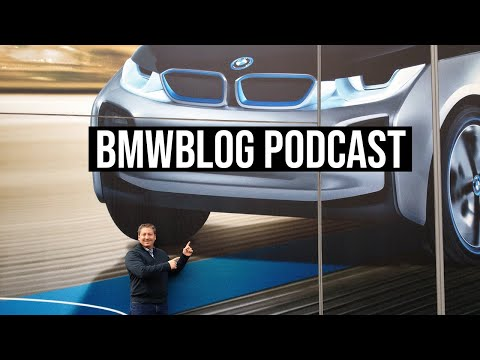 The Electric Car Journey From The BMW i3 To The i4 and iX | BMWBLOG PODCAST