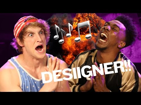 DESIIGNER AND I ARE, LIKE, THE BEST SONG WRITERS EVER! Desiigner and I made HEAT! Watch the music video here: http://bit.ly/SongoftheSummerMV SUBSCRIBE FOR DAILY VLOGS! ► http://bit.ly/Subscribe2Logan  Watch Yesterday's Vlog  ► https://youtu.be/8Nc1u8Kh6IM  ADD ME ON: INSTAGRAM: https://www.instagram.com/LoganPaul/ TWITTER: https://twitter.com/LoganPaul  I'm a 22 year old kid living in Hollywood. I make comedy vids, travel a lot, and I have a pretty colorful parrot named Maverick. Join my life: https://www.youtube.com/LoganPaulVlogs