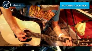 CHOP SUEY Acoustic Cover System of a Down Guitar