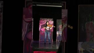 Heathens : Violin Cover - Performance by Aathma at the TCHS Talent Show, Abu Dhabi
