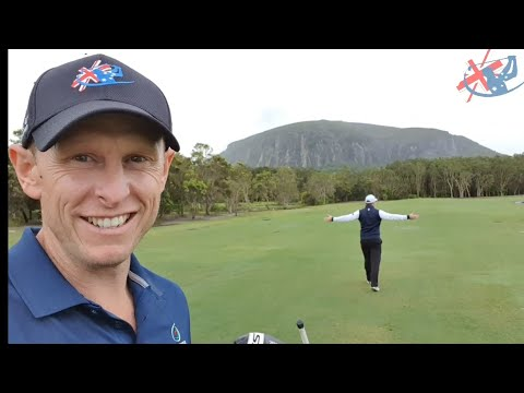 MONDAY TEE OFF mount Coolum HEADLAND GOLF CLUB cooroy golf