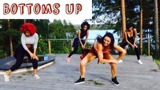 "Dance Fitness ""Bottoms Up"" Alexandra Joner"