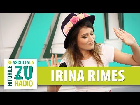 Irina Rimes - Visele (Live la Radio ZU)