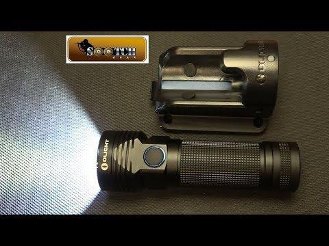 Olight R50 Pro Seeker Flashlight  Perfect for LE