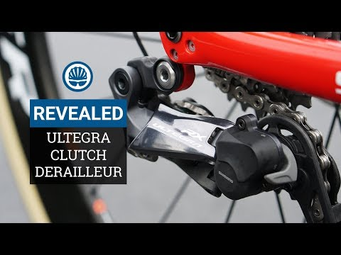 Shimano Ultegra RX - New Road Clutch Derailleur Spotted