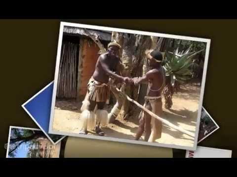 Werner Kreis in South Africa: Zulu Cultural Village