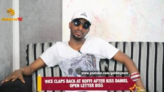 9ice calls Koffi immature over his Instagram rant on Kiss Daniel