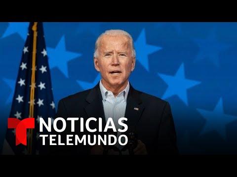 Biden es el presidente electo de Estados Unidos