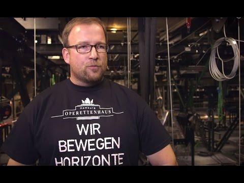HINTERM HORIZONT - Der Bühnenaufbau