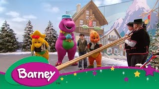 Barney - Let's Go To The Zoo width=
