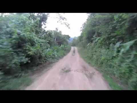 San Juan de Rio Coco Road