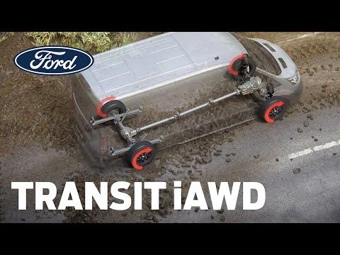 Intelligenter Allradantrieb | Ford Transit | Ford Schweiz