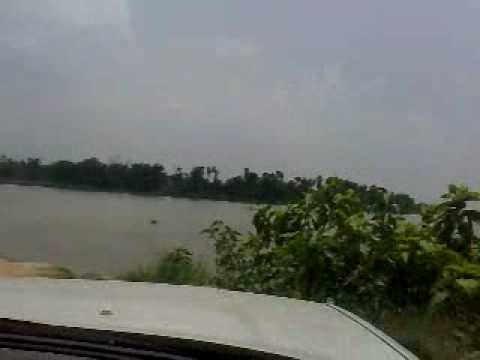 Halda River (হালদা নদী) Chittagong, Bangladesh.
