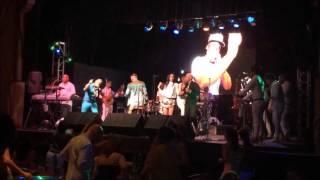 Bamboleo 19-11-2015 Casa de la Musica Miramar