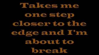 Linkin Park - One Step Closer Lyrics