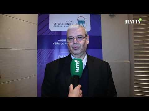 Video : Matinale Amnistie fiscale: Déclaration de Mohammed Haitami, PDG du groupe Le Matin