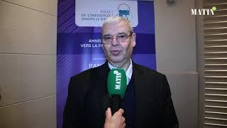 Matinale Amnistie fiscale: Déclaration de Mohammed Haitami, PDG du groupe Le Matin
