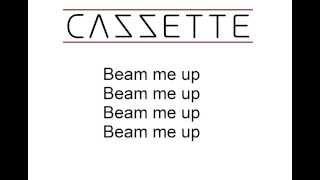 CAZZETTE   Beam Me Up Official Lyrics)1080p