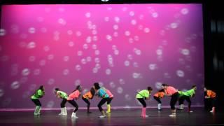 80s Choreography