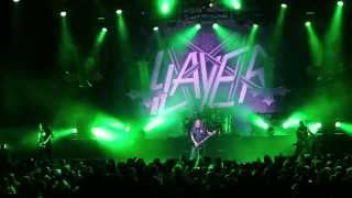 Slayer - 'Strike of the Beast (Exodus Cover)' Live at Madison Sq. Garden NYC 11.27.13 [HD 1080p]