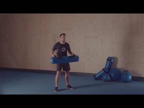 Standing Trunk Rotations with Aquabag®