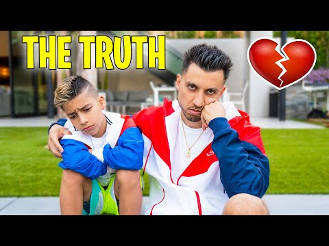 I am NOT Ferran's Father...(Truth Revealed) | The Royalty Family