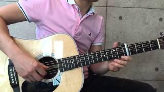 [수원 제이지기타] 이웃집토토로 My Neighbor Totoro Fingerstyle Guitar Method