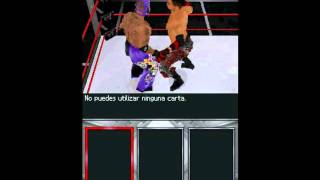 rey misterio vs the miz wwe 2010 nds