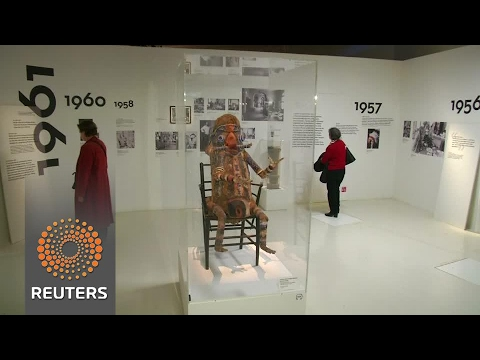 Paris exhibition shows Picasso's passion